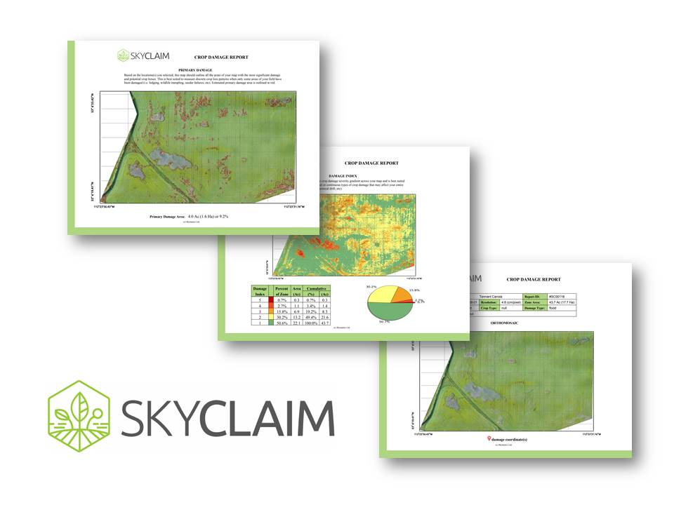 skyclaim crop damage report